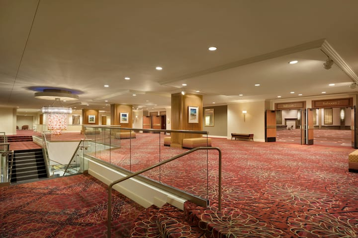 Wyndham Grand Pittsburgh Downtown ballroom in Pittsburgh, Pennsylvania