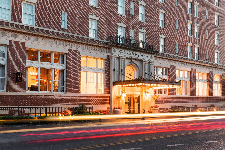 The George Washington A Wyndham Grand Hotel Winchester Va Hotels