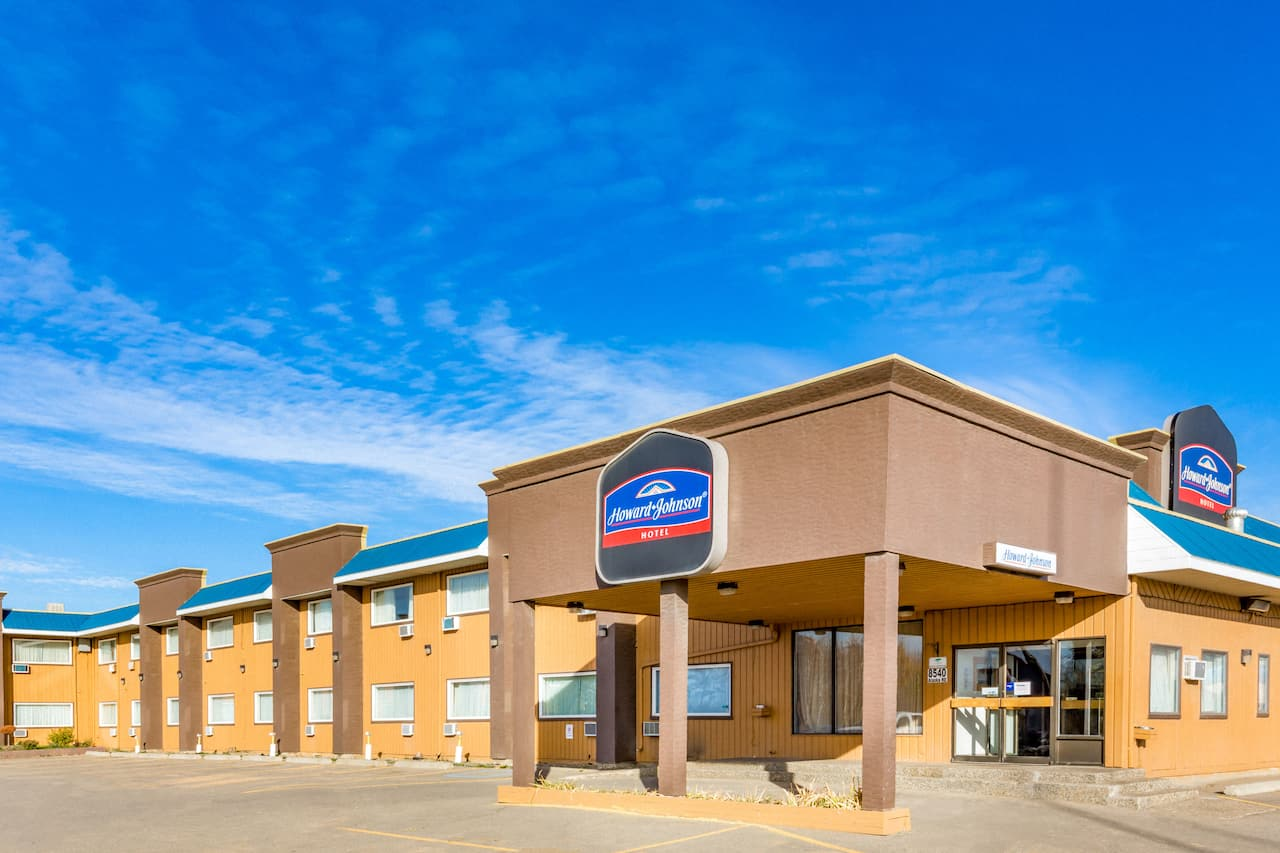 at the Howard Johnson by Wyndham Fort St. John in Fort St. John, British Columbia