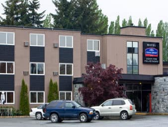 Howard Johnson Hotel Port Alberni in  Port Alberni,  British_Columbia
