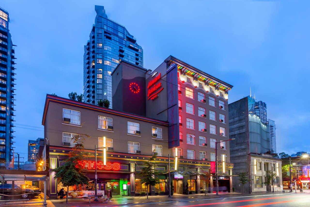 Howard Johnson Hotel Vancouver Downtown in  Richmond,  British_Columbia