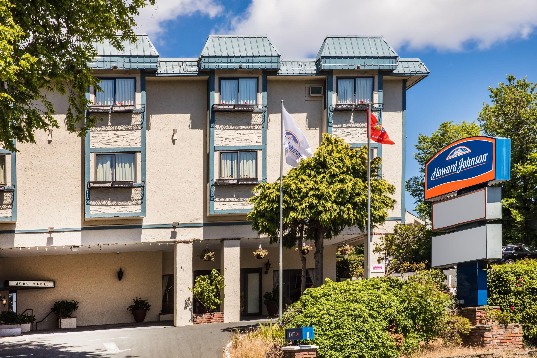 Howard Johnson By Wyndham Victoria Victoria Bc Hotels