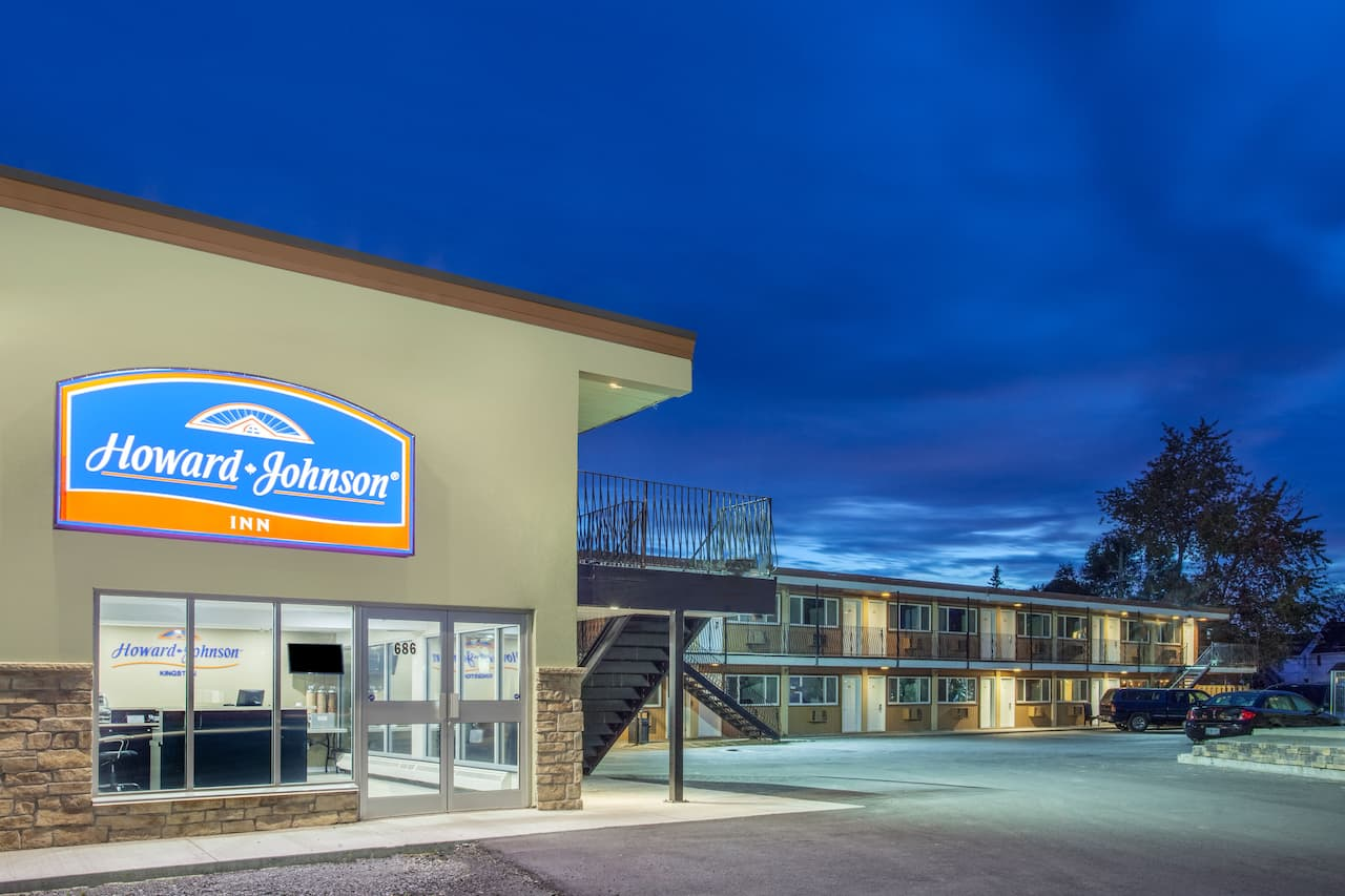 Howard Johnson by Wyndham Kingston in  Gananoque,  Ontario