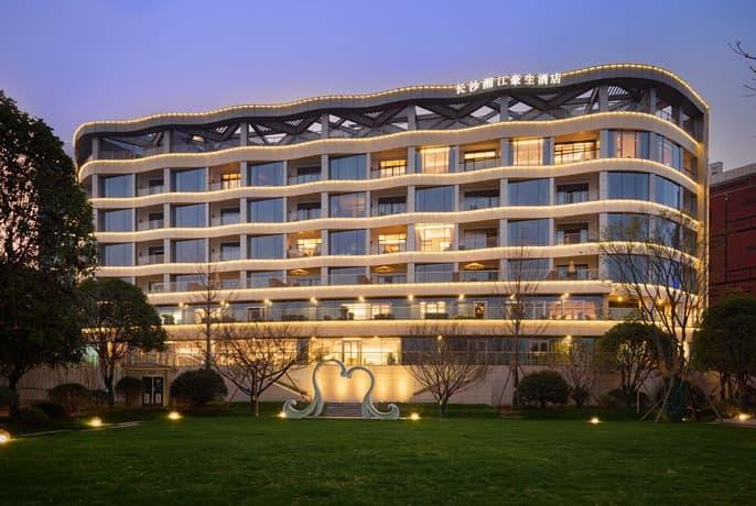 Howard Johnson Yacht Club Hotel Changsha in  Changsha,  CHINA