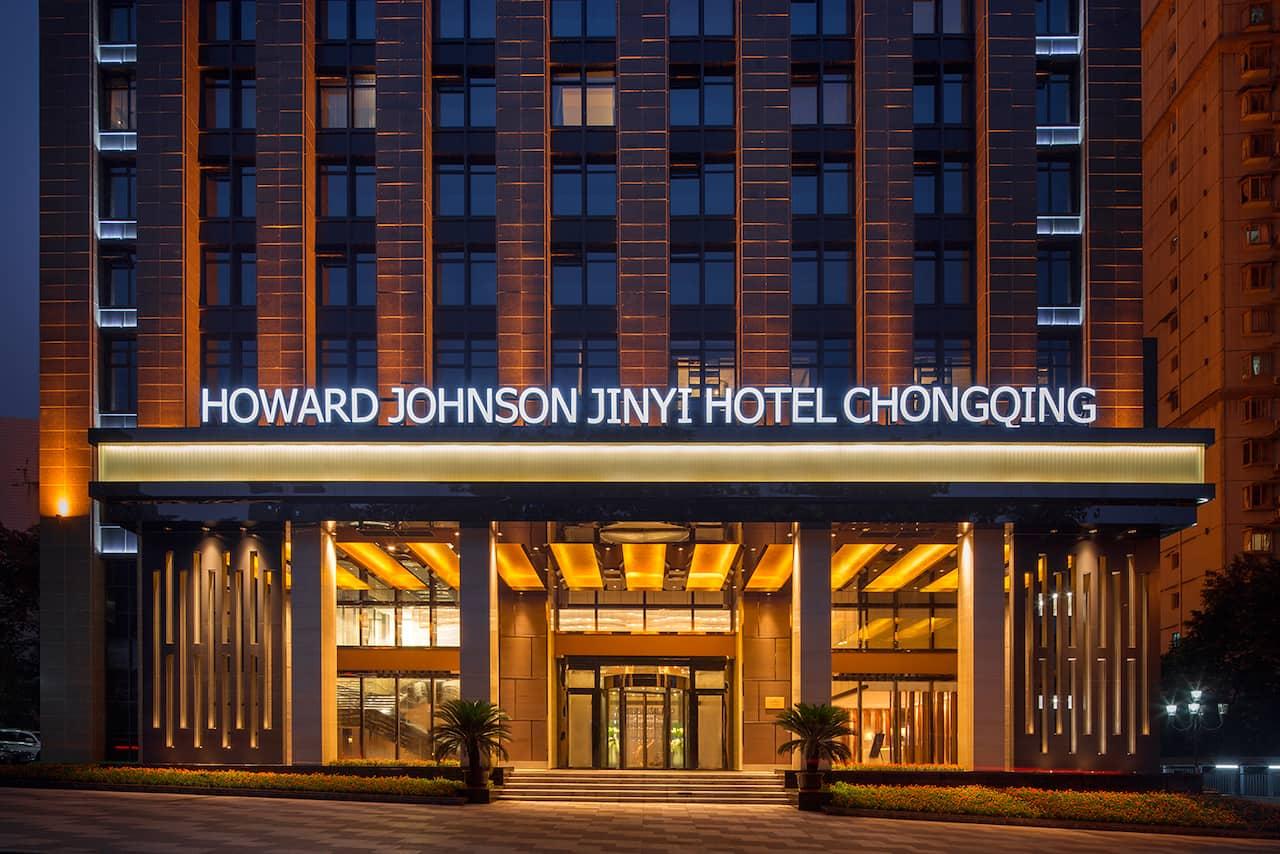 Howard Johnson Jinyi Hotel Chongqing en Chongqing City, CHINA