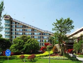 Howard Johnson Conference Resort Chengdu in  Dujiangyan City,  CHINA