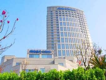 Howard Johnson TCP Hefei in  Hefei,  CHINA
