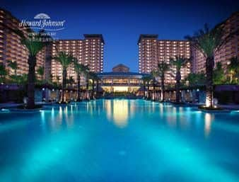 Howard Johnson Resort Sanya Bay in  Sanya City,  CHINA