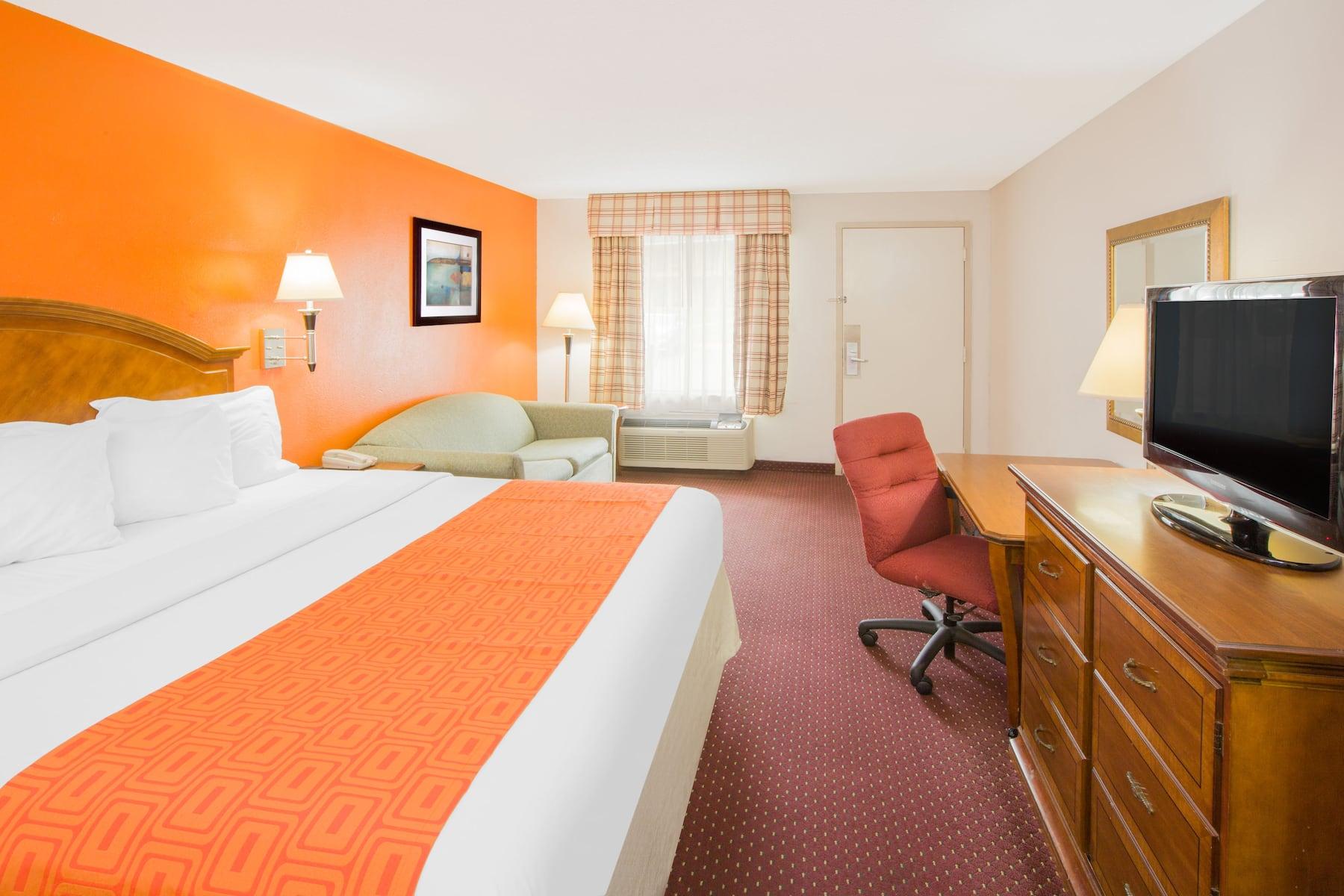 Howard Johnson By Wyndham Dothan Dothan Al Hotels