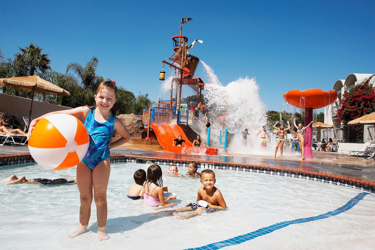 Howard Johnson by Wyndham Anaheim Hotel & Water Playground à Anaheim, Californie