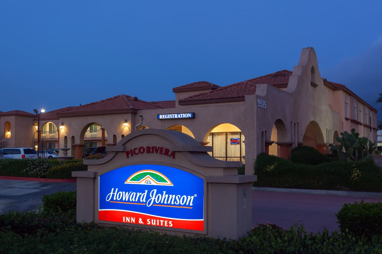 Howard Johnson Hotel & Suites by Wyndham Pico Rivera in Los Angeles, California