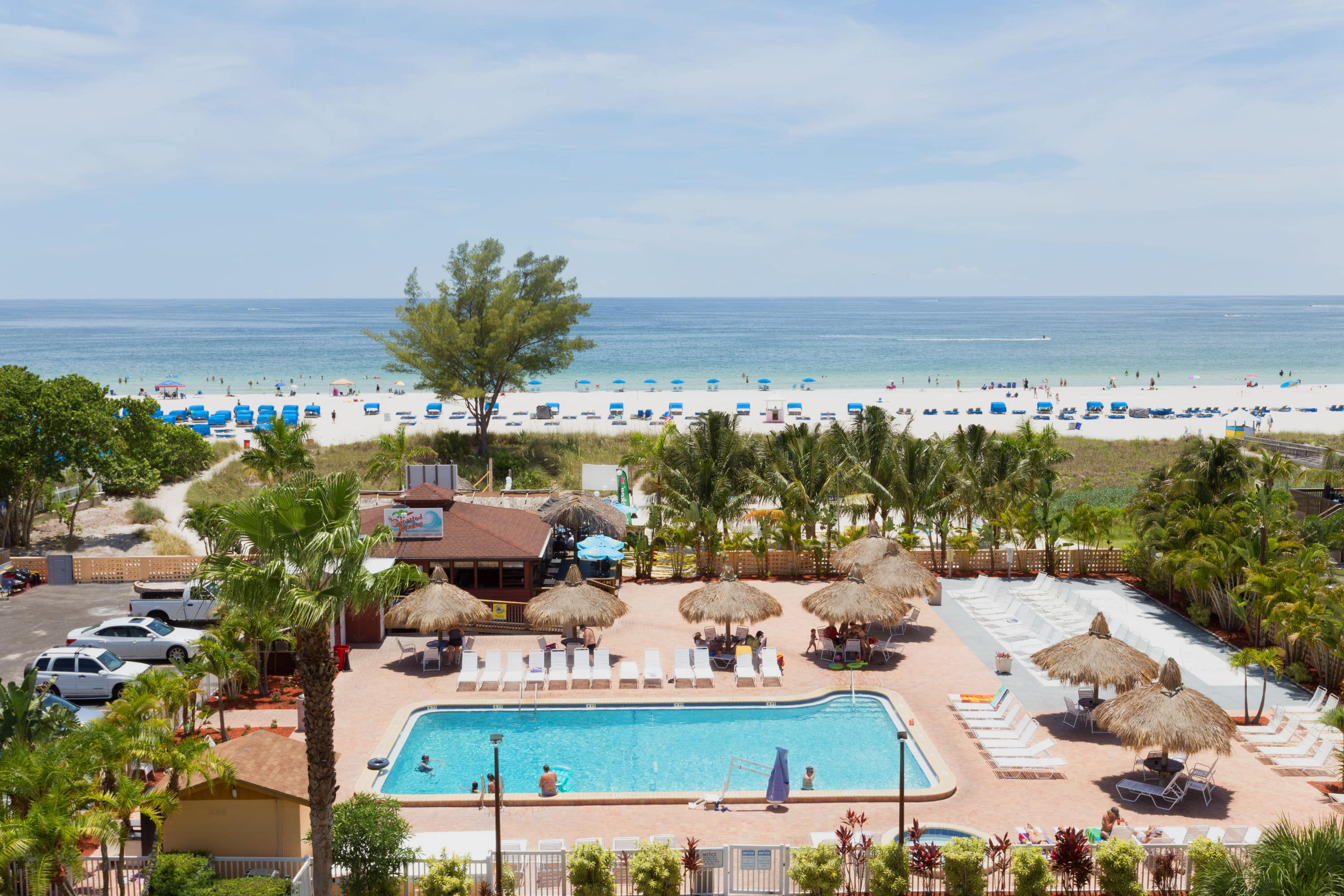 Howard Johnson By Wyndham St Pete Beach Fl Resort Hotel Hotels