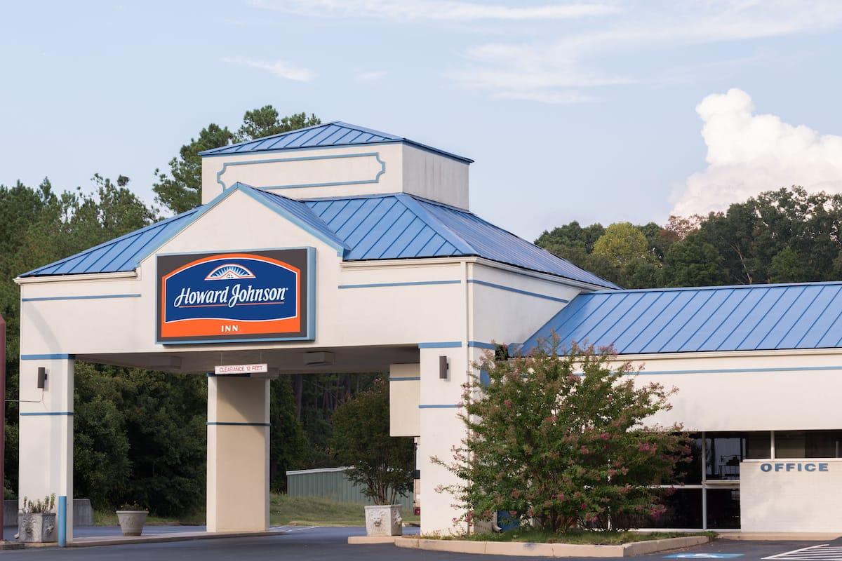 Howard Johnson Inn Commerce GA