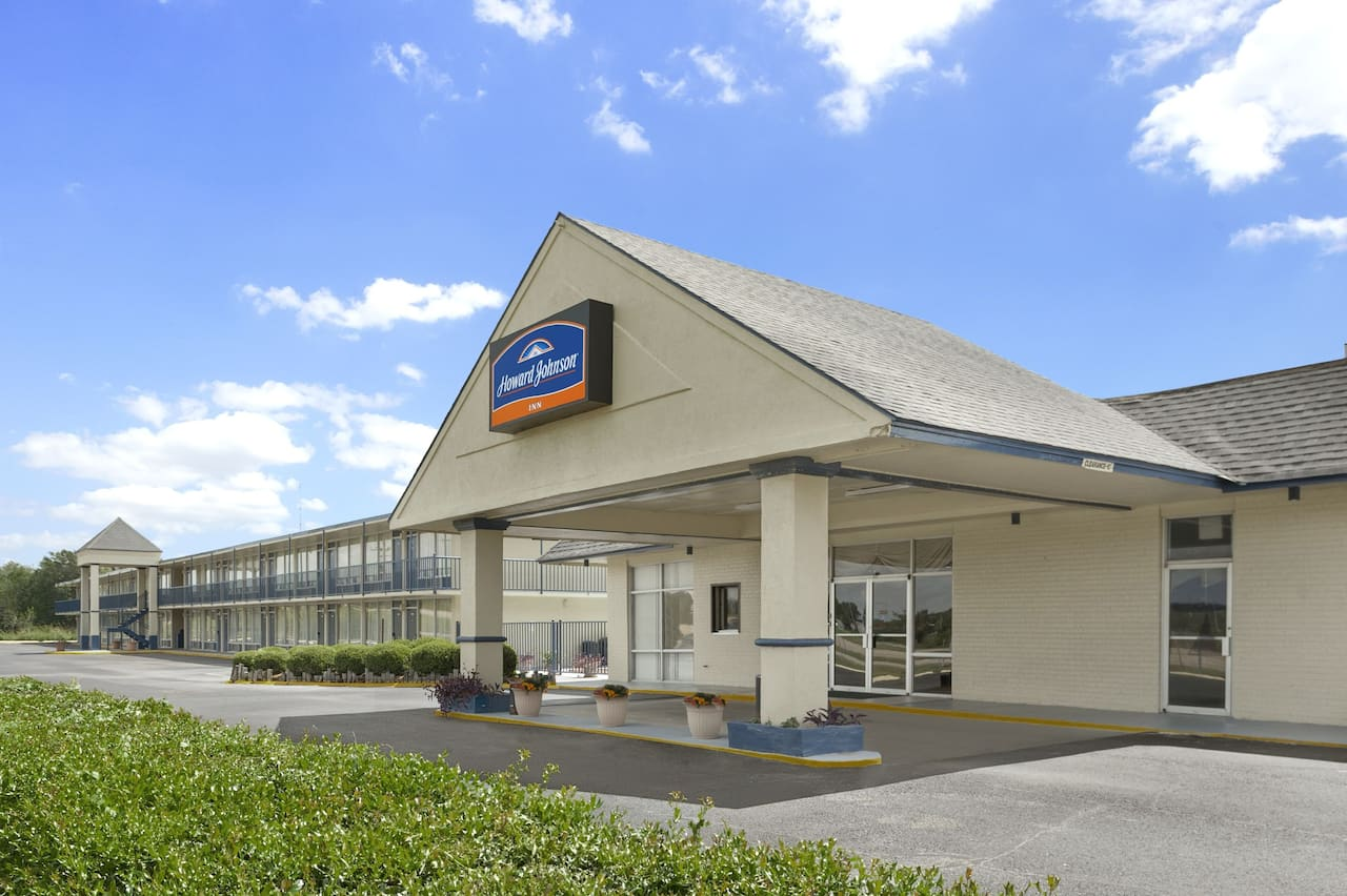 Howard Johnson Jennings in Eunice, Louisiana