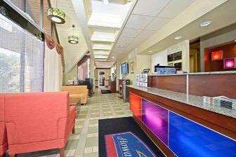 Howard Johnson By Wyndham Clifton Nj Hotels 07012