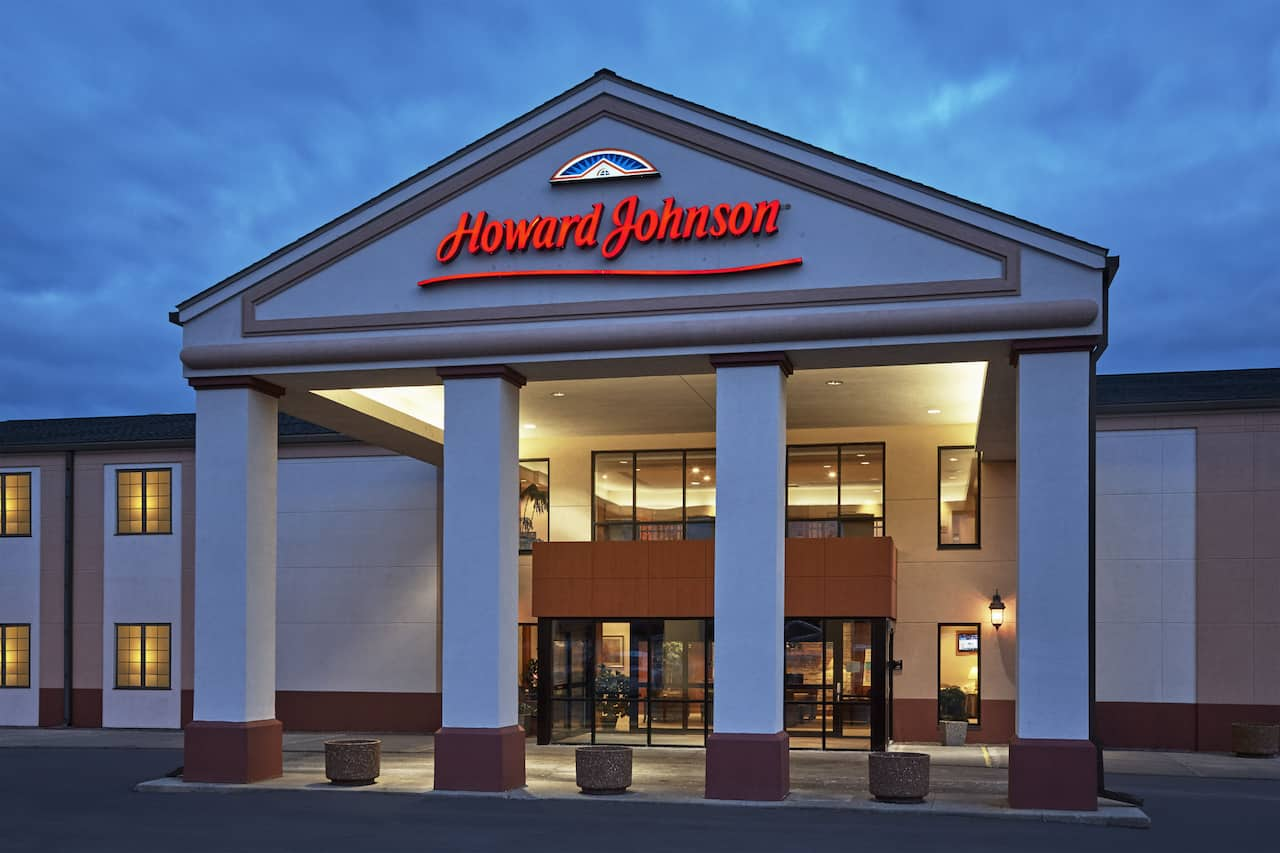 Howard Johnson Plaza Hotel by Wyndham Madison in Madison, Wisconsin
