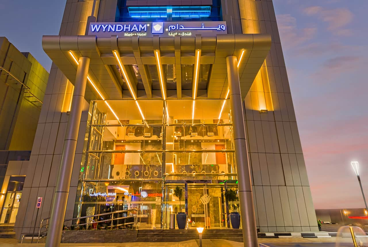 Wyndham Dubai Marina in  Dubai International City,