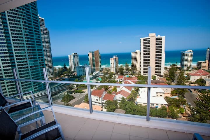 Exterior of Wyndham Hotel Surfers Paradise hotel in Surfers Paradise, Other than US/Canada