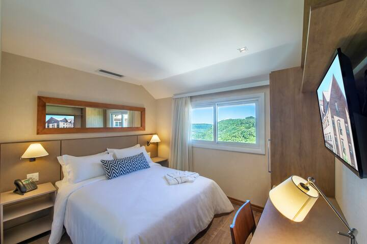 Guest room at the Wyndham Gramado Termas Resort & Spa in Gramado, Other than US/Canada