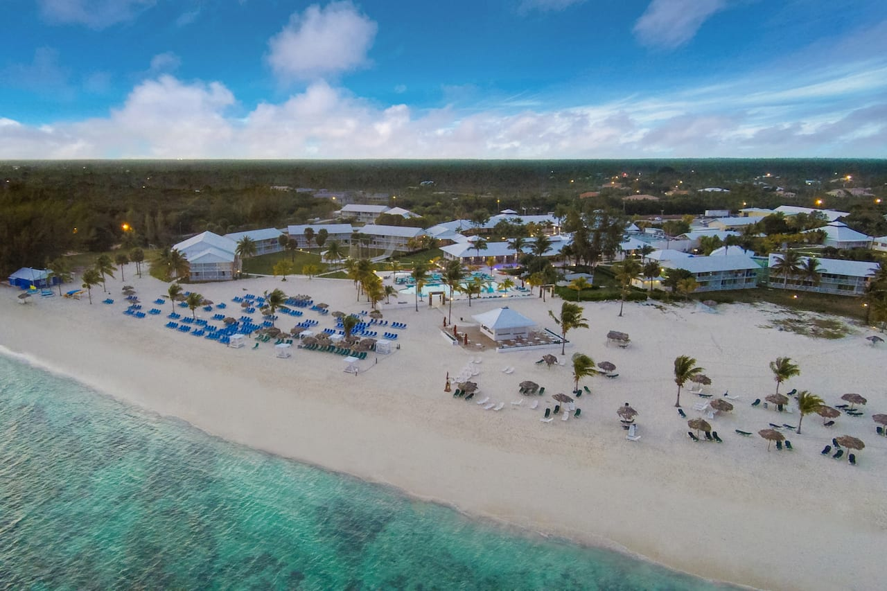 Viva Wyndham Fortuna Beach - An All-Inclusive Resort in  Freeport,  BAHAMAS
