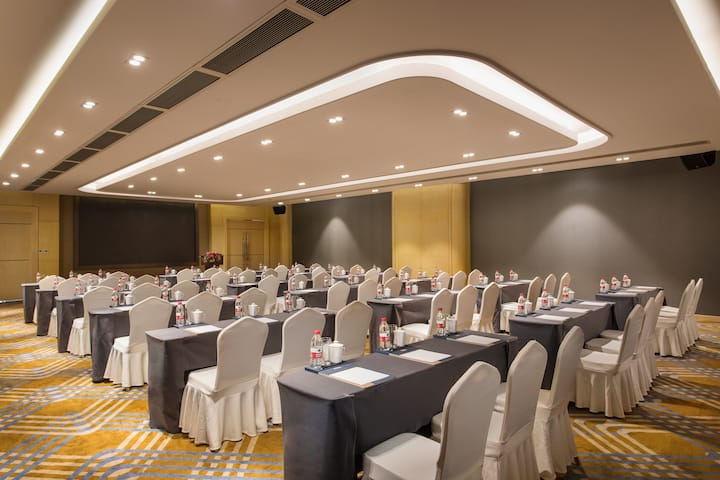 Meeting room at Wyndham HangZhou East in Hangzhou, Other than US/Canada