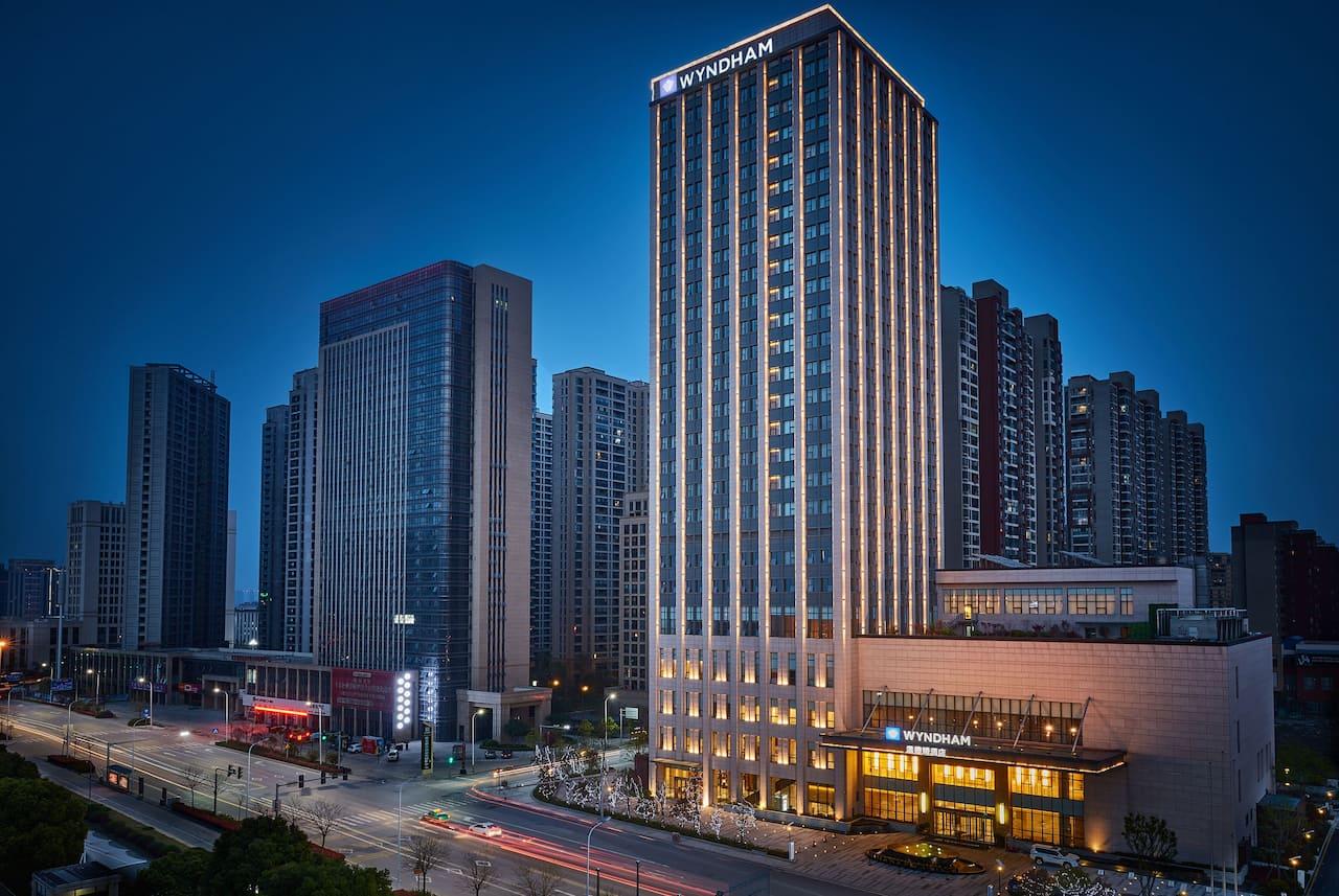 Wyndham Jingzhou in Jingzhou, China
