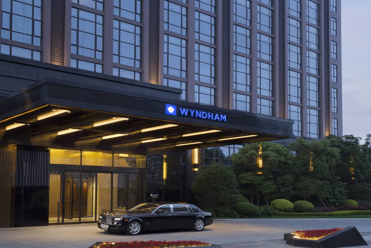 Wyndham Jinjiang in Quanzhou, China
