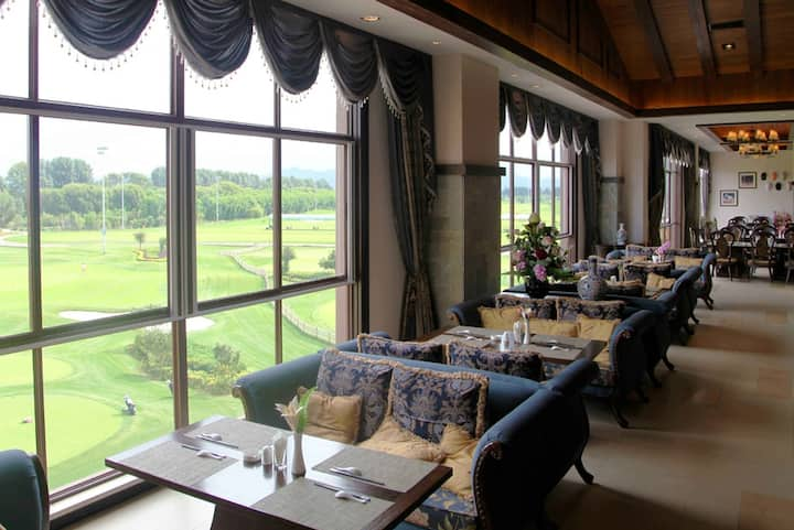 Wyndham Kunming Resort restaurant in Kunming, Other than US/Canada
