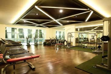 Recreational facility at Wyndham Kunming Resort in Kunming, Other than US/Canada