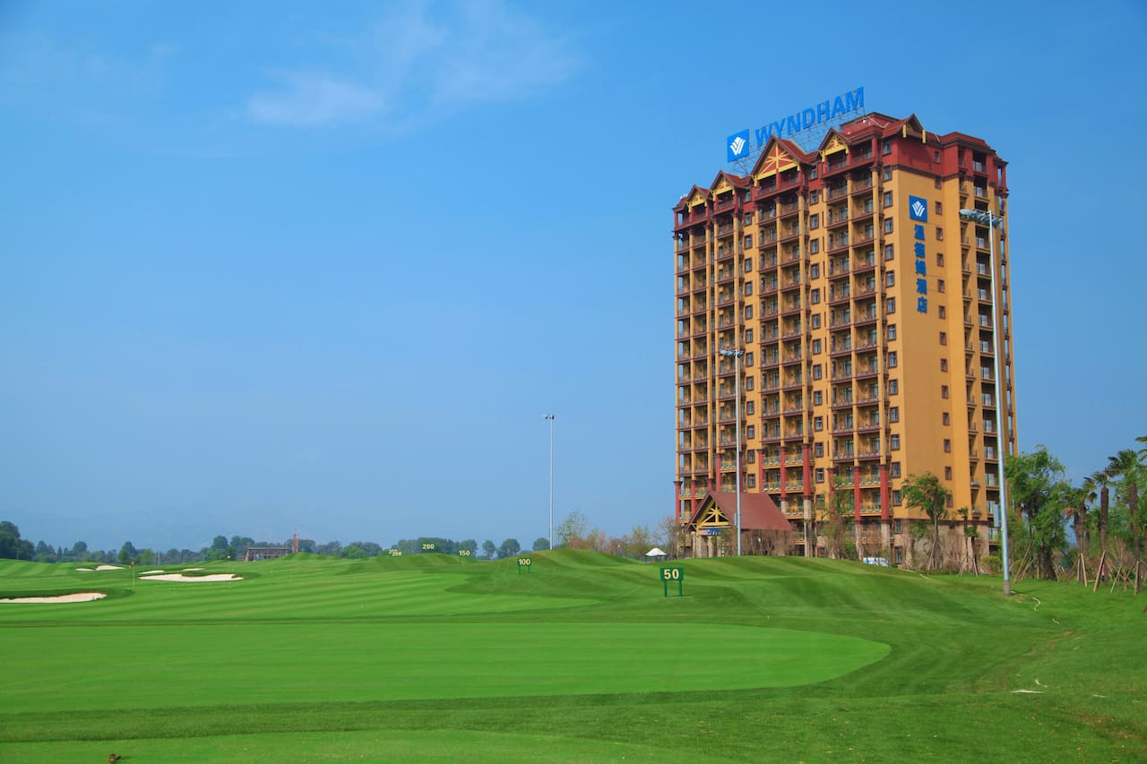 Wyndham Kunming Resort in Kunming, China