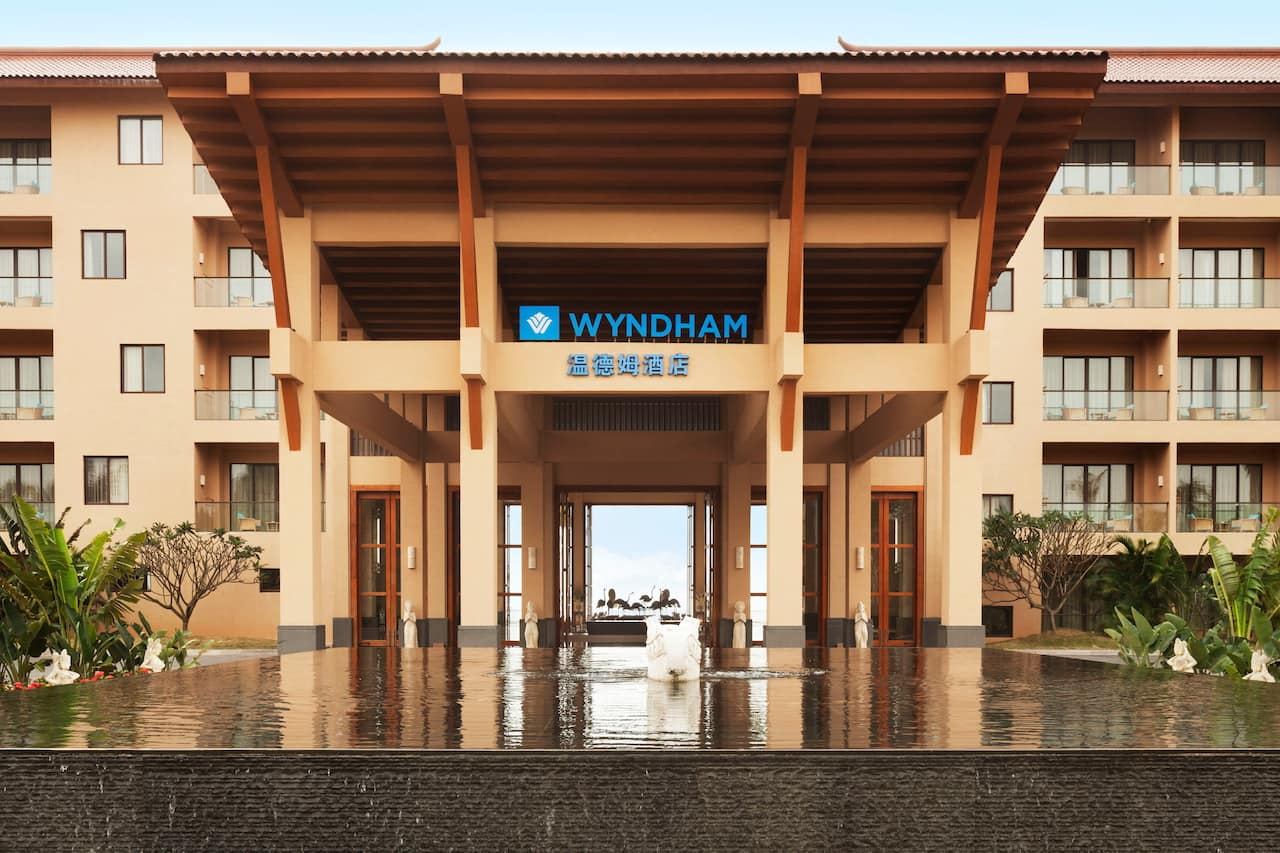 Wyndham Maoming in Maoming, China