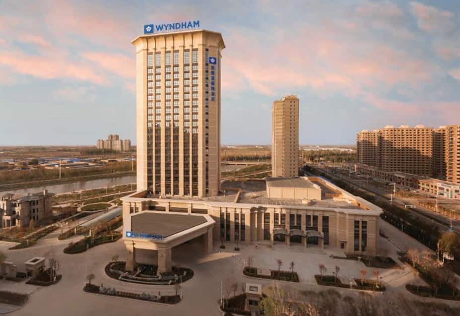 Wyndham Urumqi North in  Wujiaqu,  China