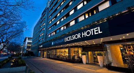 Wyndham Berlin Excelsior in Berlin, GERMANY