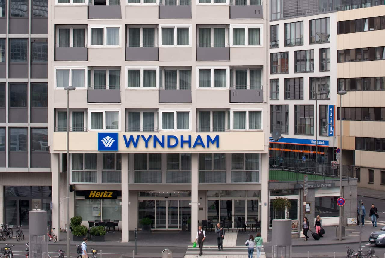 Wyndham Koeln in Cologne, Germany