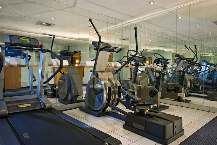 Health club at Wyndham Hannover Atrium in Hannover, Other than US/Canada