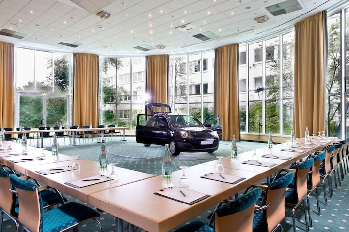 Meeting room at Wyndham Hannover Atrium in Hannover, Other than US/Canada