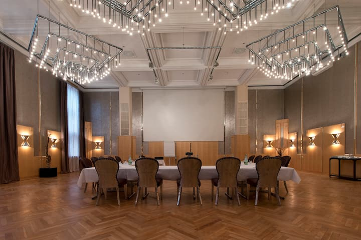 Meeting room at Wyndham Mannheim in Mannheim, Other than US/Canada