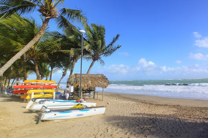 Beach near Viva Wyndham Tangerine - An All-Inclusive Resort in Puerto Plata, Other than US/Canada