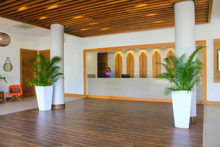Viva Wyndham Tangerine - An All-Inclusive Resort hotel lobby in Puerto Plata, Other than US/Canada