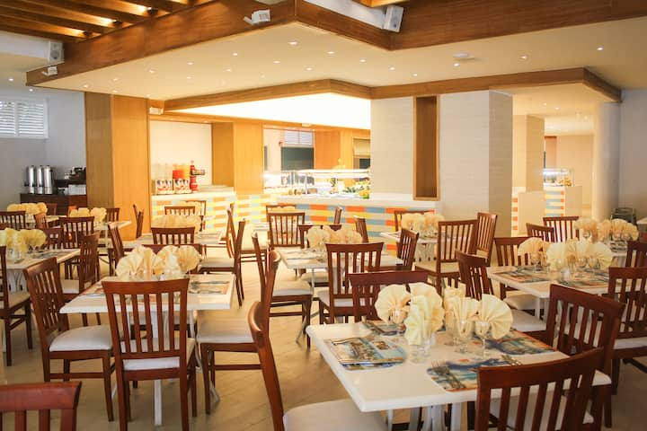 Viva Wyndham Tangerine - All-Inclusive Resort restaurant in Cabarete, Other than US/Canada