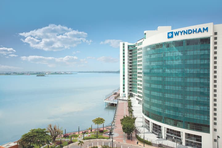 Exterior of Wyndham Guayaquil hotel in Guayaquil - Guayas, Other than US/Canada