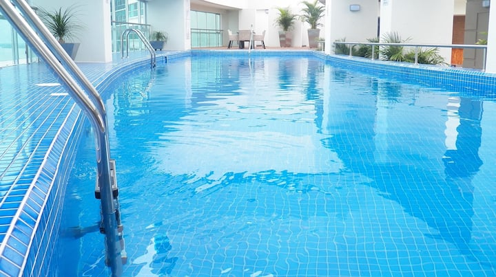 Pool at the Wyndham Guayaquil in Guayaquil - Guayas, Other than US/Canada