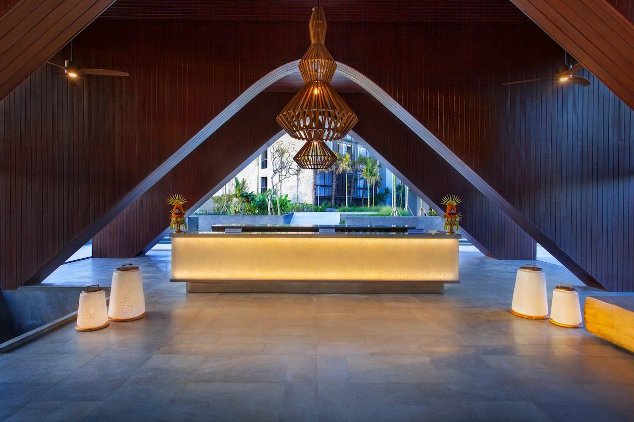 Wyndham Tamansari Jivva Resort Bali in  Kuta,  INDONESIA