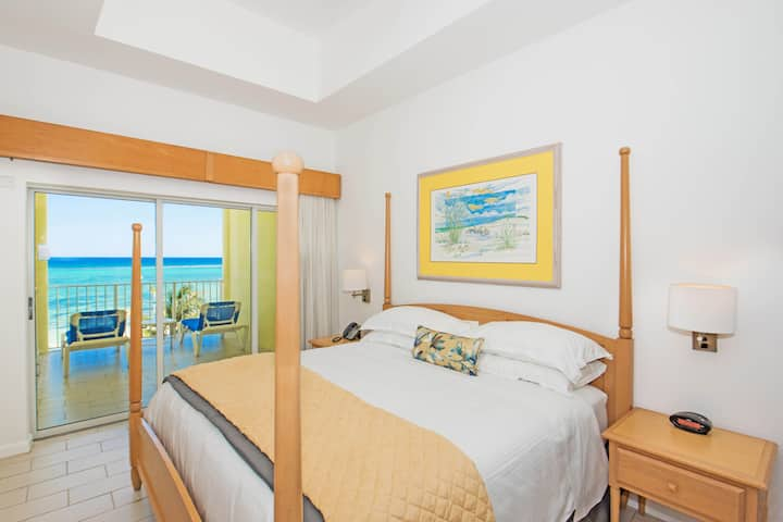 Guest room at the Wyndham Reef Resort in East End, Other than US/Canada