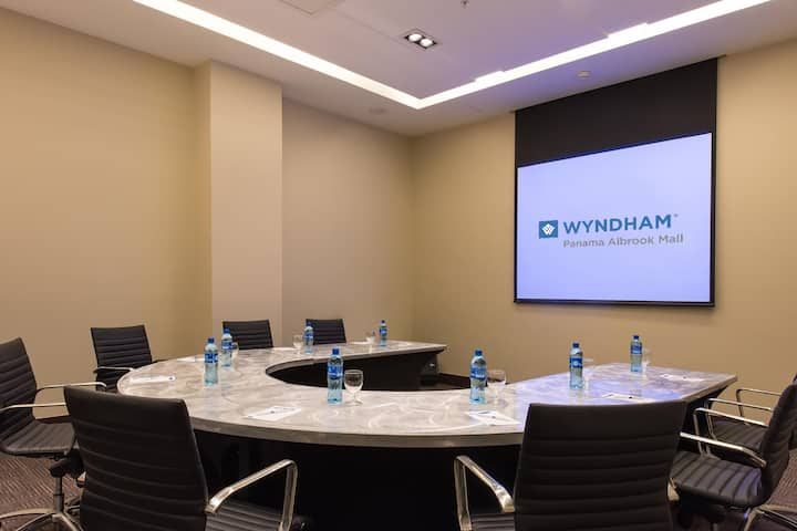 Meeting room at Wyndham Panama Albrook Mall Hotel & Convention Center in Panama City, Other than US/Canada