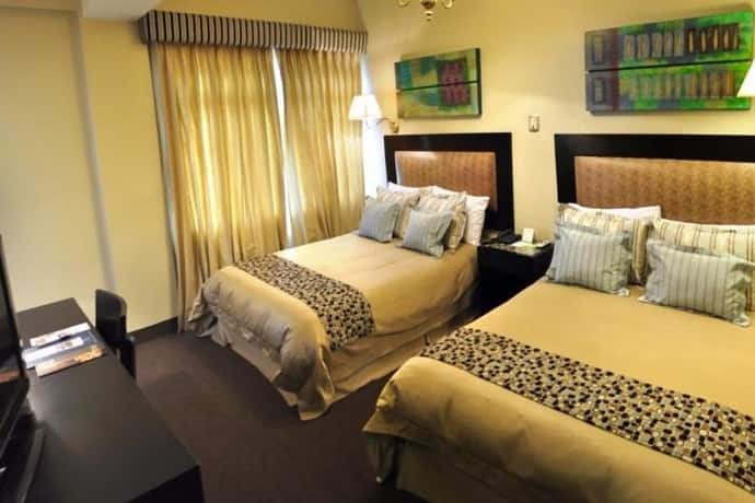 Guest room at the Wyndham Costa del Sol Cajamarca in Cajamarca, Other than US/Canada