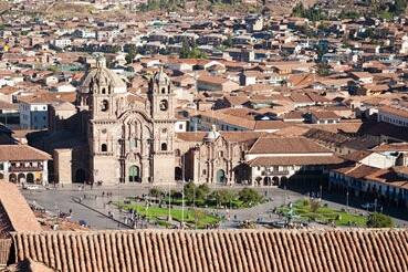 Exterior of Wyndham Cusco Saqsayhuaman hotel in Cusco, Other than US/Canada