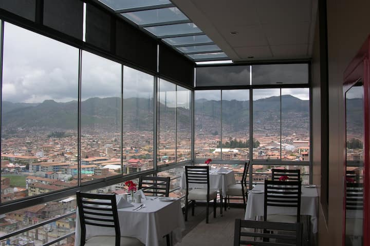 Wyndham Cusco Saqsayhuaman restaurant in Cusco, Other than US/Canada