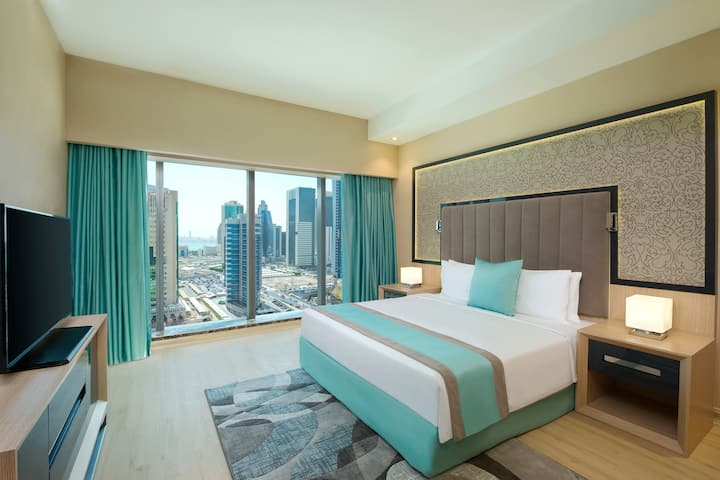 Wyndham Doha West Bay suite in Doha, Other than US/Canada