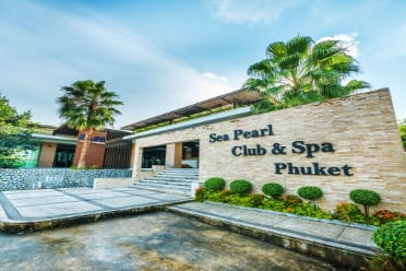 Exterior of Wyndham Sea Pearl Resort Phuket hotel in Phuket, Other than US/Canada